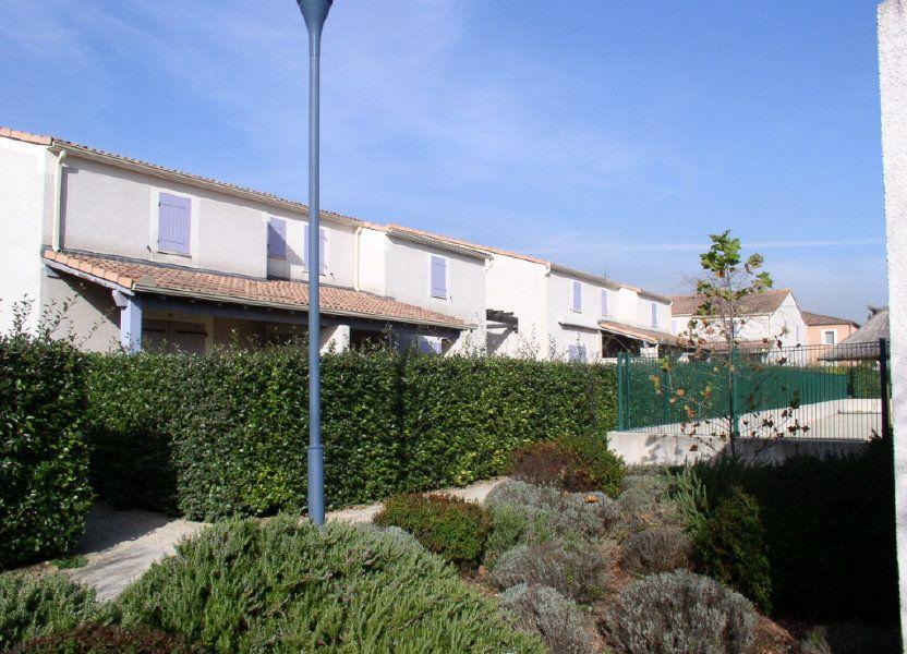Appartement à vendre 37.63m2 à Vallon-Pont-d'Arc