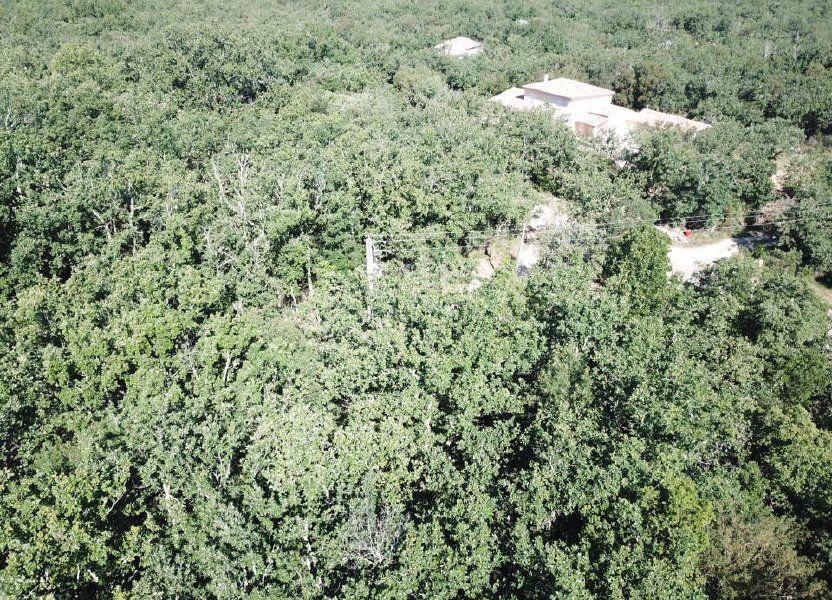 Terrain à vendre 2001m2 à Labastide-de-Virac