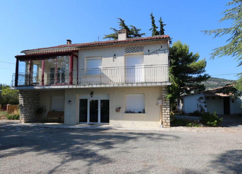 Maison à vendre 160m2 à Saint-Remèze