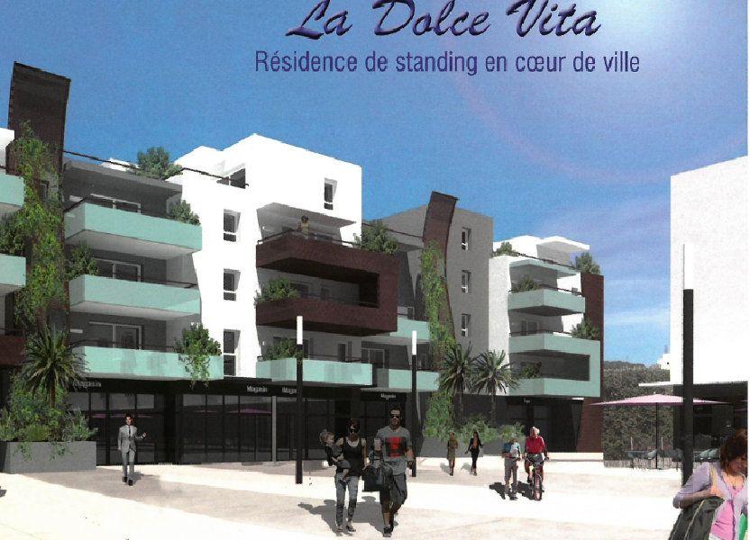 Appartement à vendre 60.9m2 à Alès