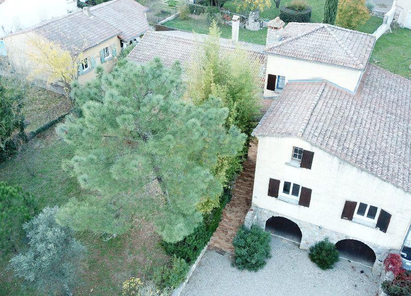 Maison à vendre 260m2 à Vallon-Pont-d'Arc