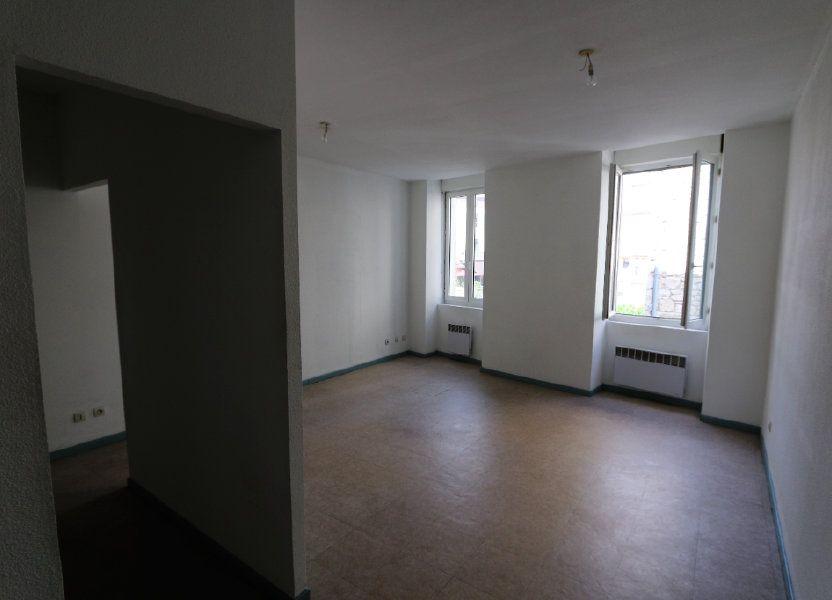 Appartement à louer 69m2 à Vallon-Pont-d'Arc