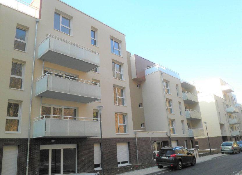 Appartement à louer 42.2m2 à Déville-lès-Rouen
