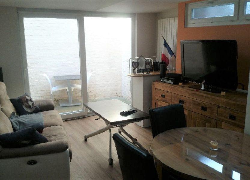Appartement à louer 38m2 à Sotteville-lès-Rouen