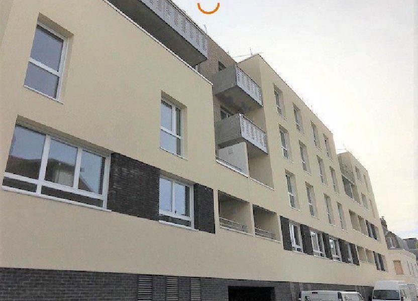 Appartement à louer 43.16m2 à Le Petit-Quevilly