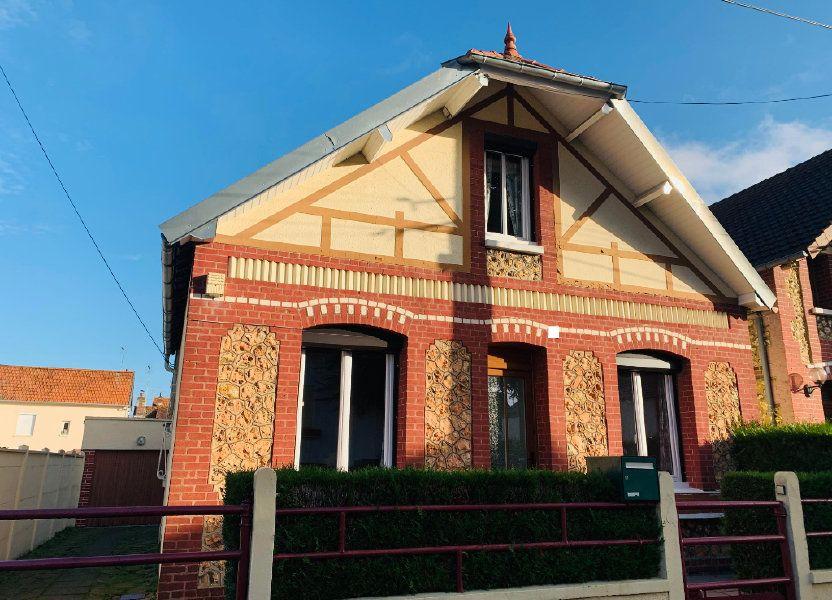 Maison à vendre 86m2 à Sotteville-lès-Rouen
