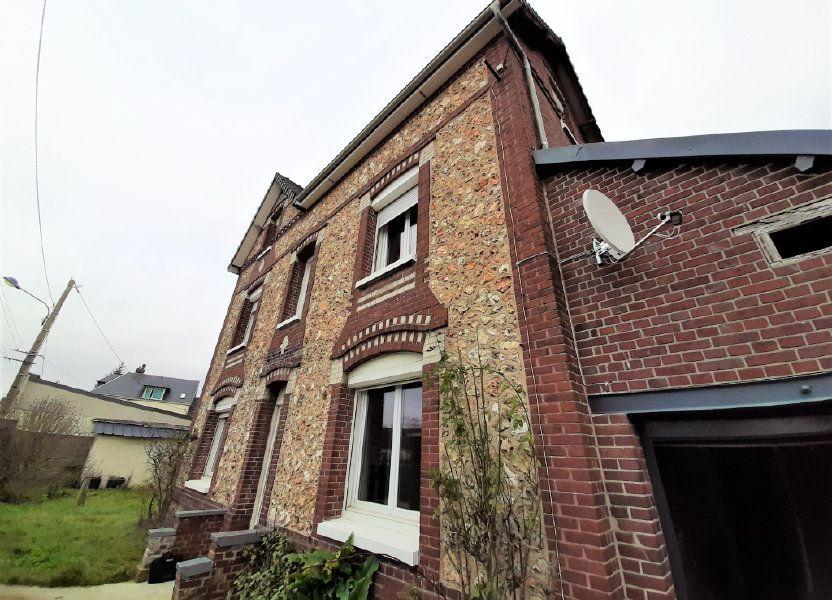 Maison à vendre 196m2 à Le Mesnil-Esnard