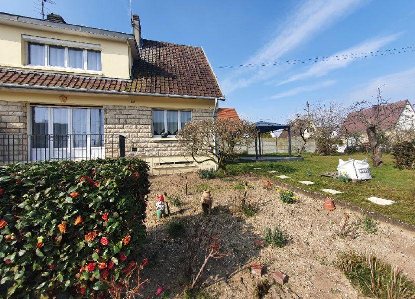 Maison à vendre 80m2 à Saint-Étienne-du-Rouvray