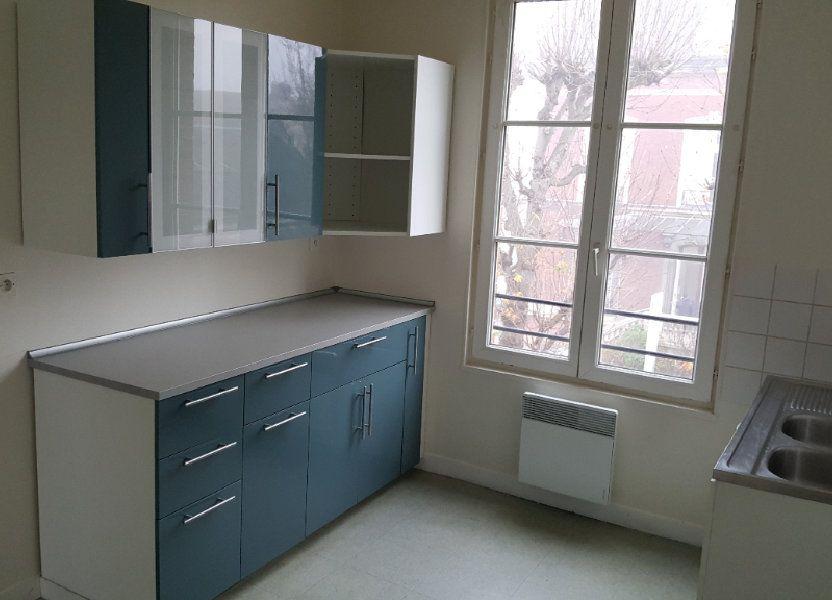 Appartement à louer 72m2 à Elbeuf