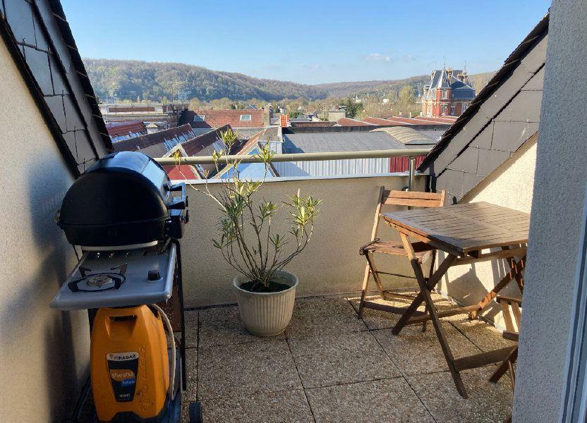 Appartement à vendre 72m2 à Saint-Aubin-lès-Elbeuf