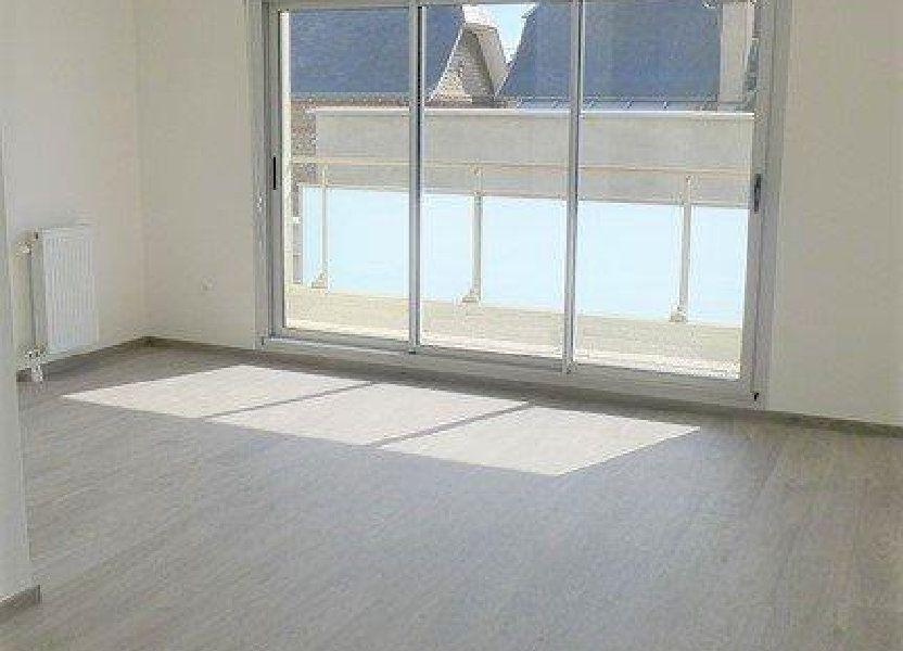Appartement à louer 64.98m2 à Le Petit-Quevilly