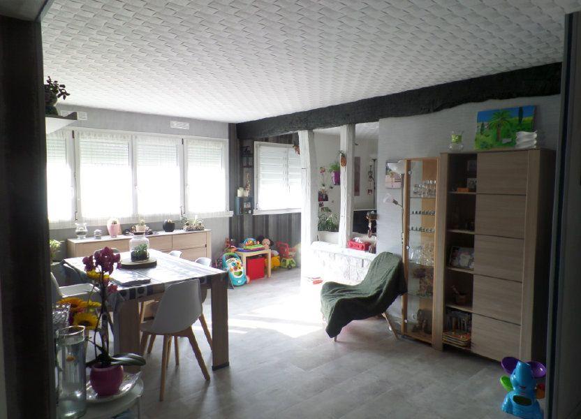 Appartement à vendre 93.61m2 à Caudebec-lès-Elbeuf