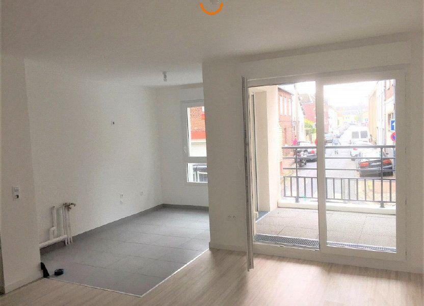 Appartement à louer 46m2 à Rouen
