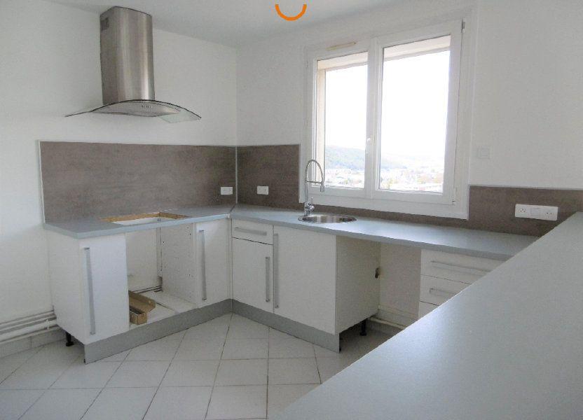 Appartement à louer 57m2 à Déville-lès-Rouen