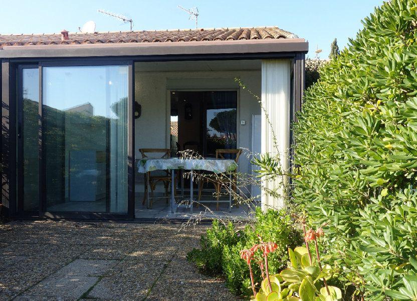 Maison à vendre 32.43m2 à Saint-Cyprien