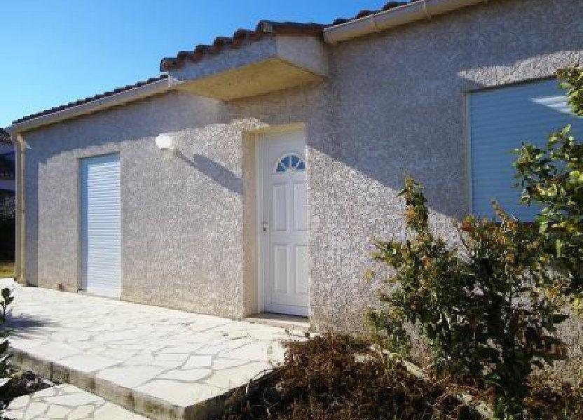 Maison à vendre 95m2 à Saint-Cyprien