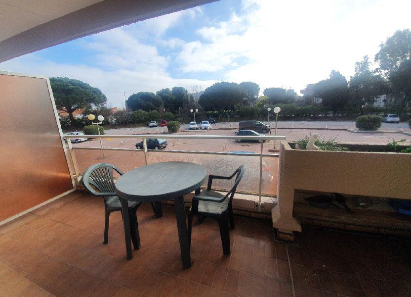 Appartement à vendre 18.69m2 à Canet-en-Roussillon