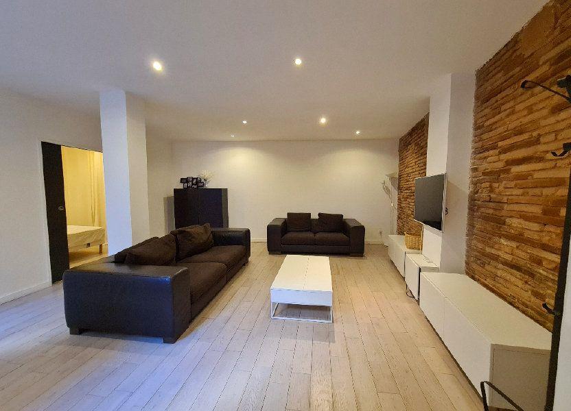 Appartement à vendre 51.47m2 à Toulouse