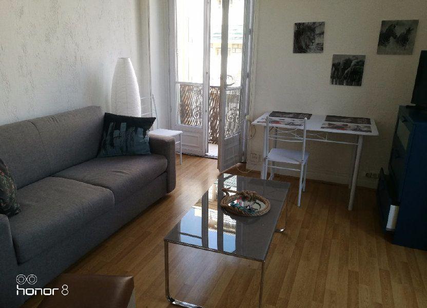 Appartement à louer 44.38m2 à Nice