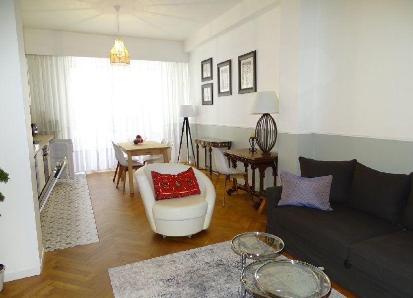 Appartement à louer 54.34m2 à Nice