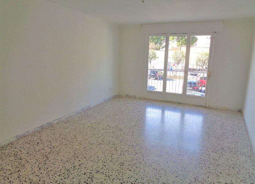 Appartement à vendre 54.85m2 à Cagnes-sur-Mer