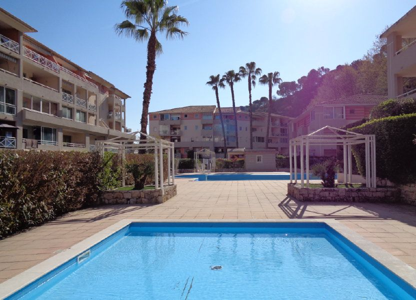 Appartement à vendre 26m2 à Cagnes-sur-Mer