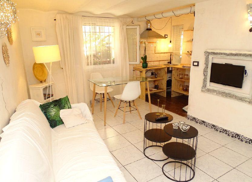Appartement à vendre 22.5m2 à Nice