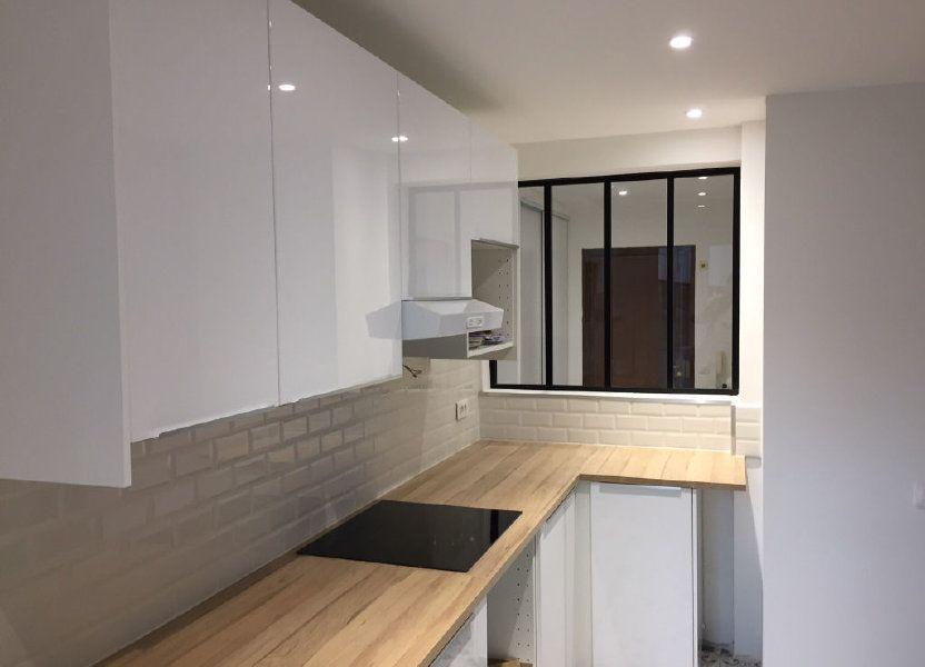 Appartement à louer 54.8m2 à Nice