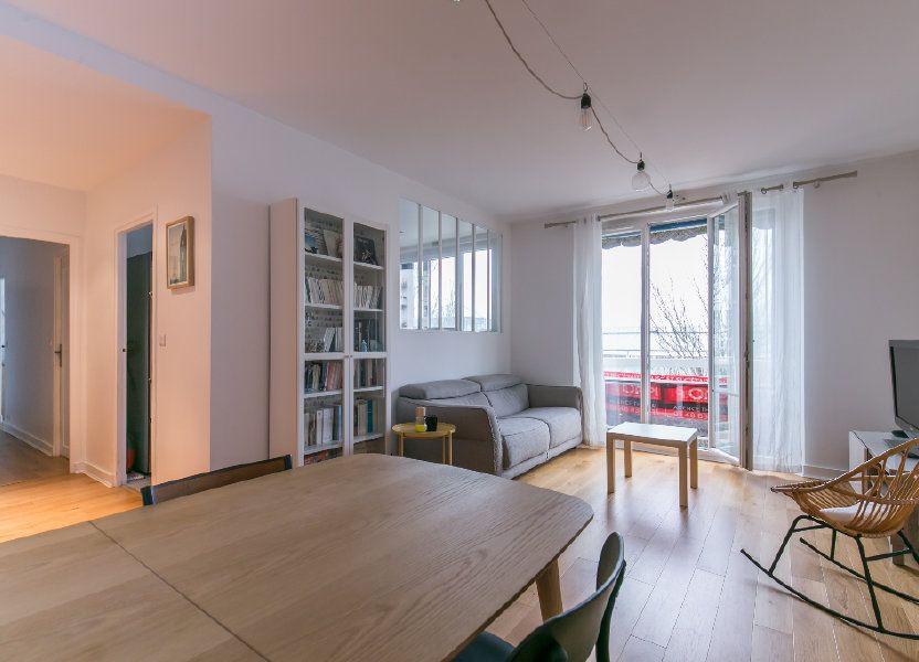 Appartement à vendre 62m2 à La Varenne - Saint-Maur-des-Fossés