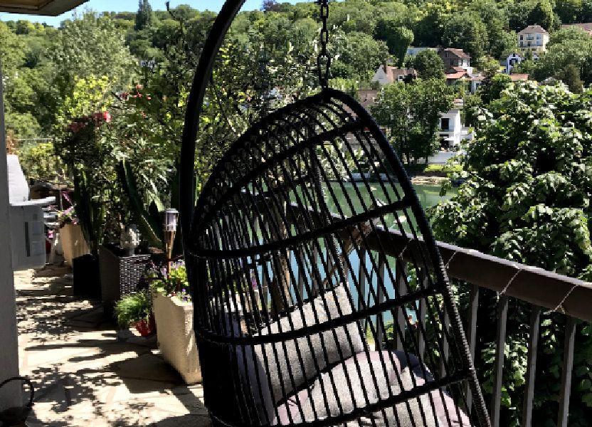 Appartement à vendre 106.21m2 à La Varenne - Saint-Maur-des-Fossés