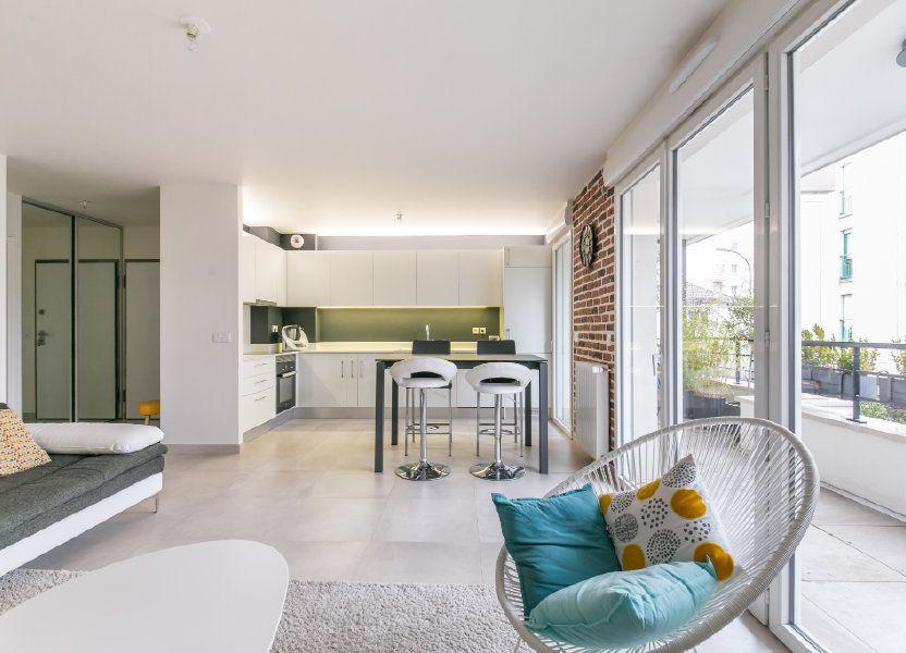 Appartement à vendre 68.26m2 à La Varenne - Saint-Maur-des-Fossés
