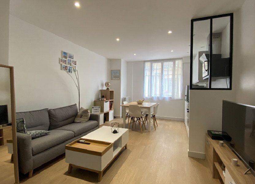 Appartement à louer 41.82m2 à Saint-Maur-des-Fossés