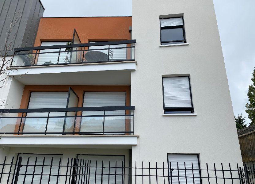 Appartement à louer 39.77m2 à Chennevières-sur-Marne