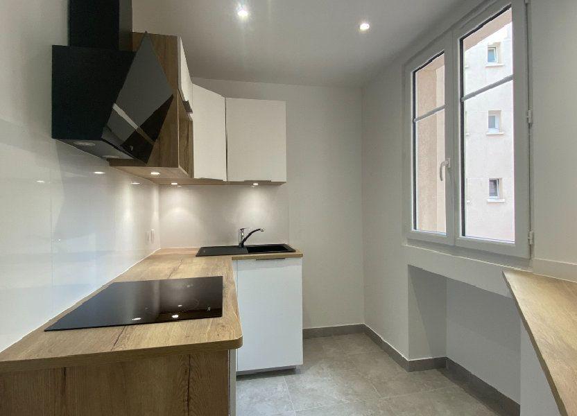 Appartement à louer 34.71m2 à La Varenne - Saint-Maur-des-Fossés