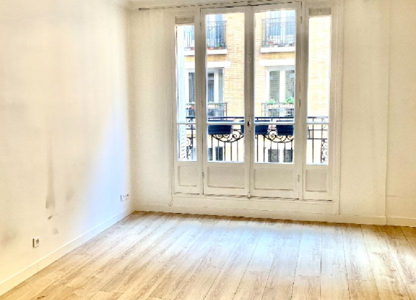 Appartement à louer 49m2 à Paris 16