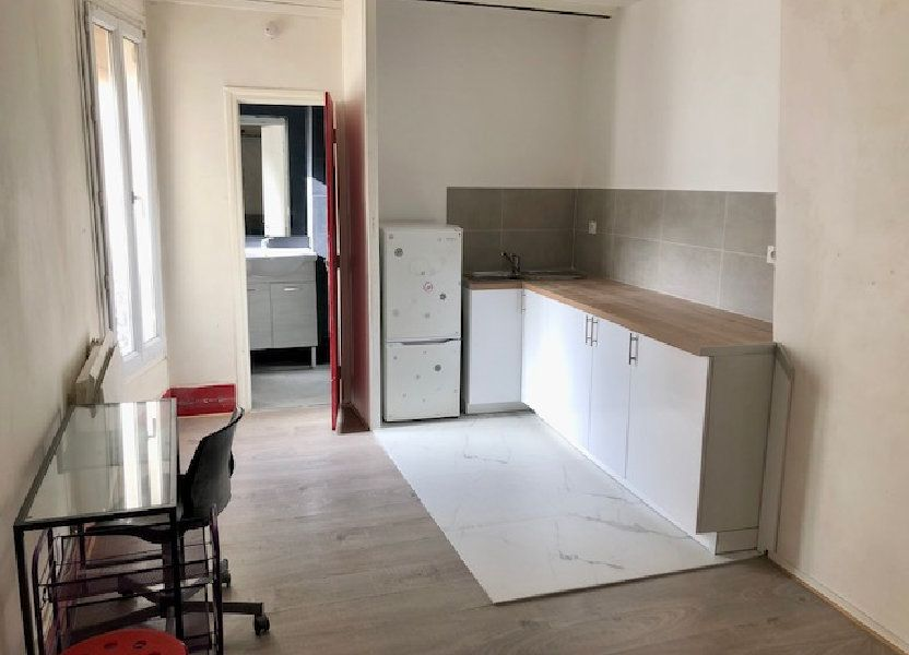 Appartement à louer 18.8m2 à Paris 19