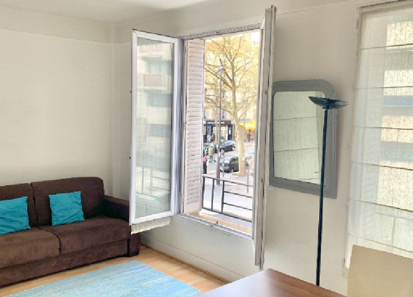 Appartement à louer 39.22m2 à Paris 19