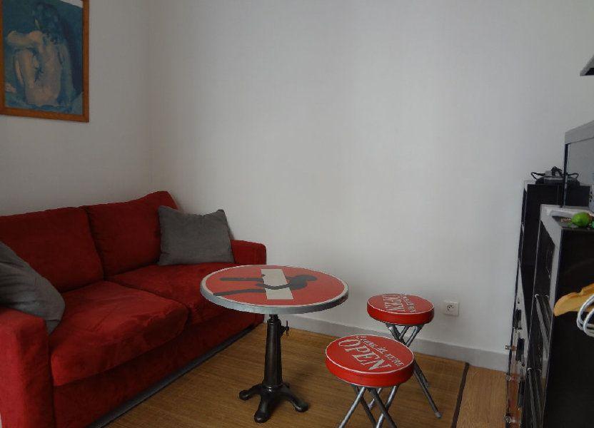 Appartement à louer 11.1m2 à Paris 11