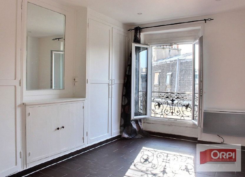Appartement à vendre 14.18m2 à Paris 19