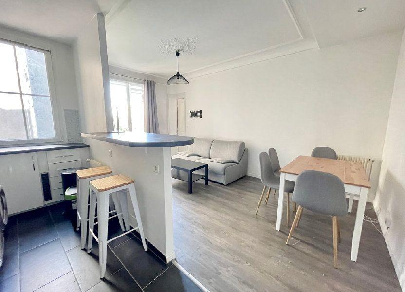 Appartement à louer 39.3m2 à Paris 19
