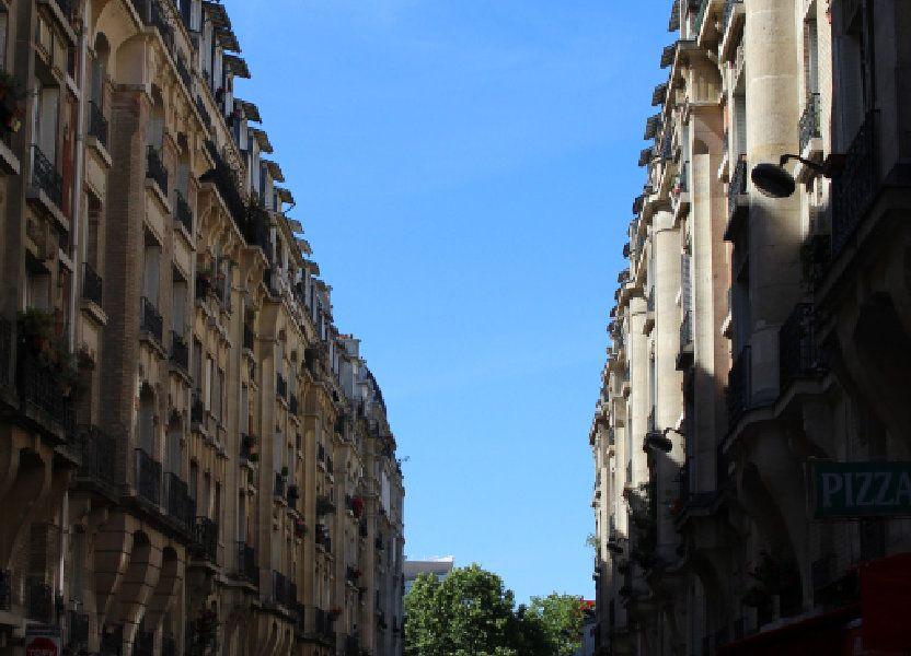 Appartement à vendre 56.4m2 à Paris 19
