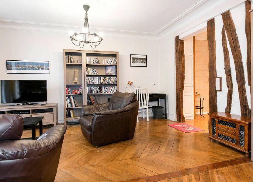Appartement à louer 70.5m2 à Paris 10