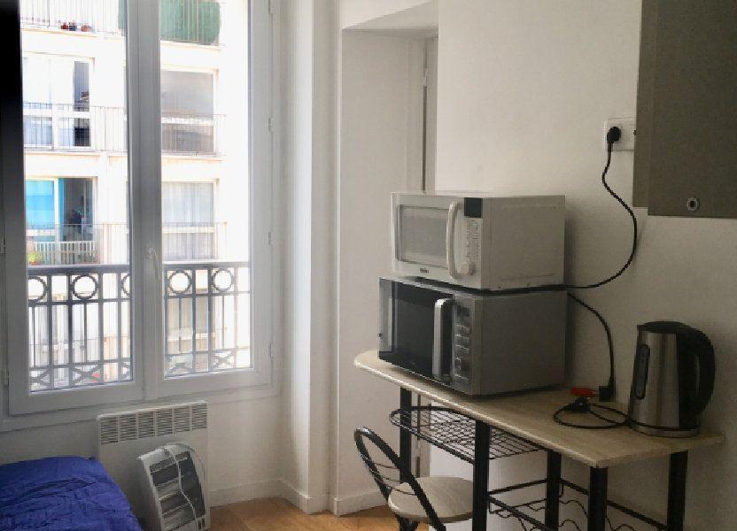 Appartement à louer 20.05m2 à Paris 19