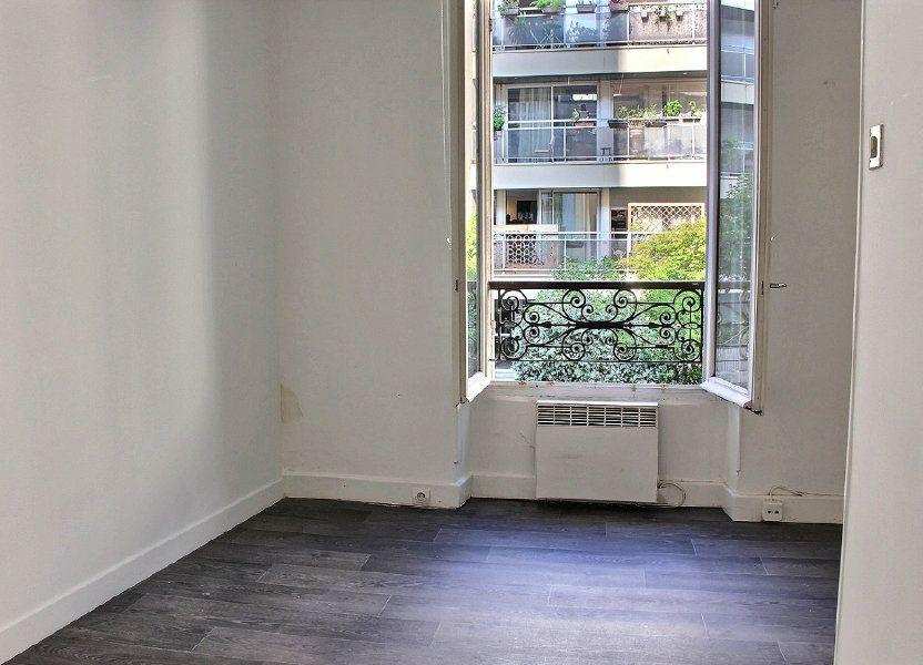 Appartement à vendre 24m2 à Paris 19