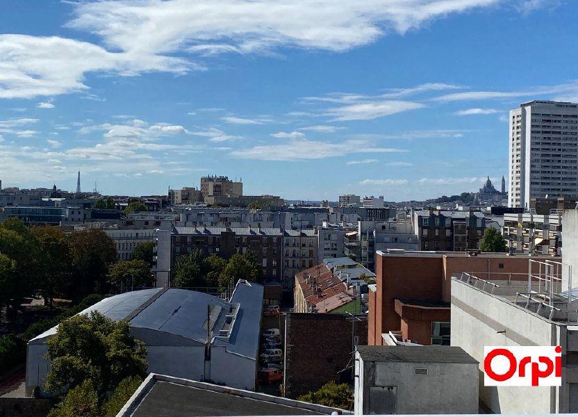Appartement à vendre 67m2 à Paris 19