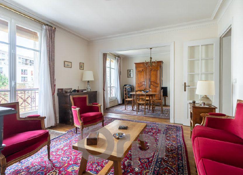 Appartement à vendre 115m2 à Paris 19