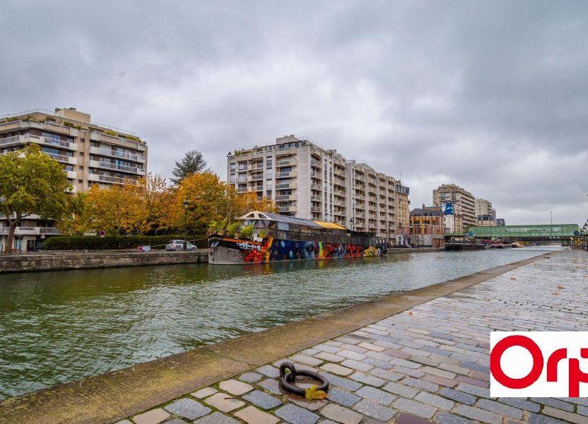 Appartement à vendre 29m2 à Paris 19