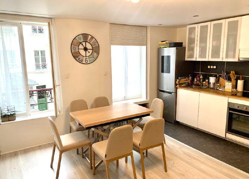 Appartement à louer 31.2m2 à Paris 20