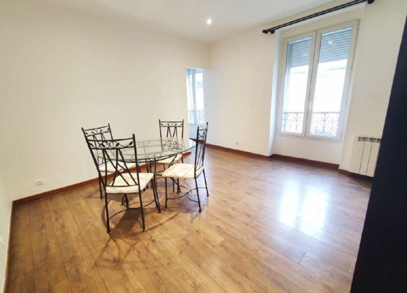 Appartement à louer 35.78m2 à Paris 19