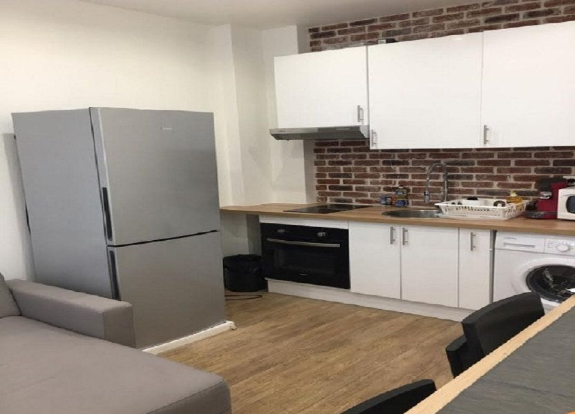 Appartement à louer 41.52m2 à Paris 18